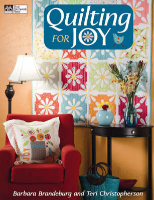Quilting for Joy (Paperback)