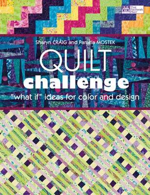 """Quilt Challenge: """"What If"""" Ideas for Color and Design (Paperback)"""