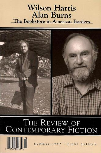 Wilson Harris/Alan Burns - The Review of Contemporary Fiction No. 2 (Paperback)