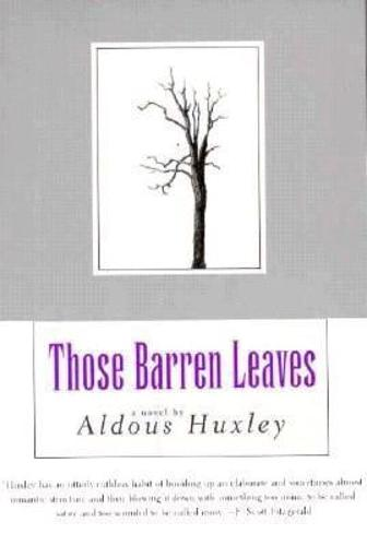 Those Barren Leaves (Paperback)