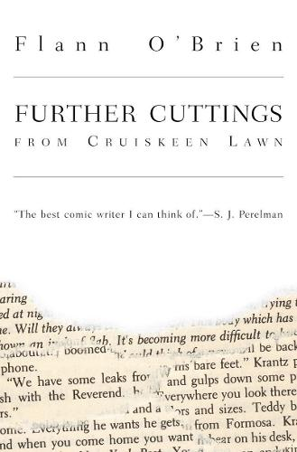Further Cuttings: From Cruiskeen Lawn (Paperback)