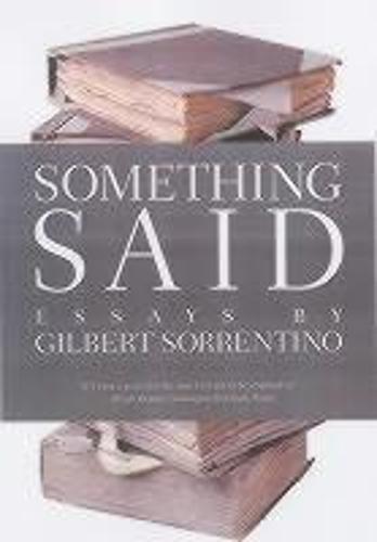 Something Said - American Literature Series (Paperback)