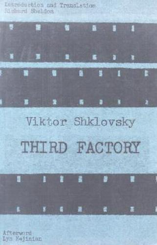 Third Factory - Russian Literature Series (Paperback)