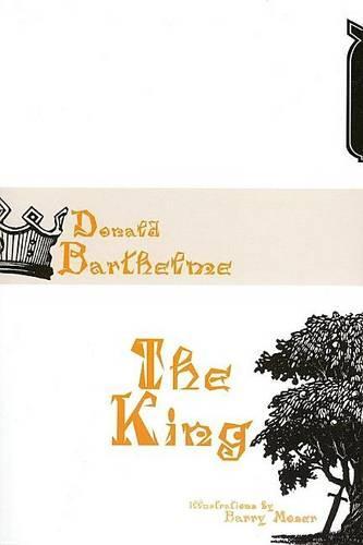 The King - American Literature Series (Hardback)