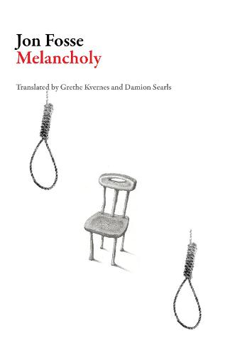 Melancholy - Norwegian Literature Series (Paperback)