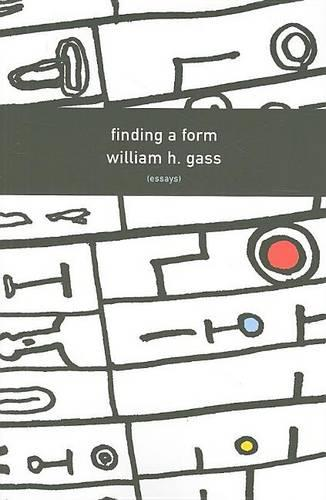 Finding a Form: Essays - American Literature Series (Paperback)