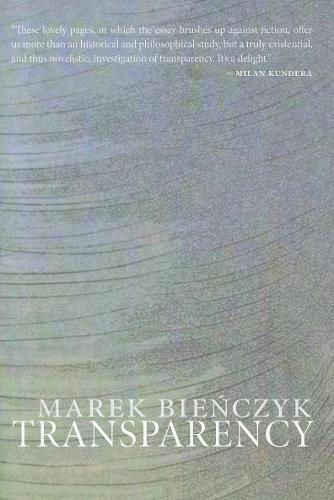 Transparency (Paperback)