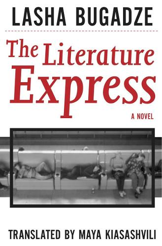 The Literature Express (Paperback)