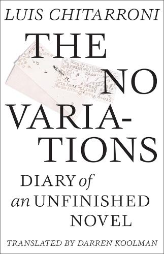The No Variations (Paperback)