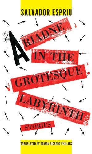 Ariadne in the Grotesque Labyrinth (Paperback)
