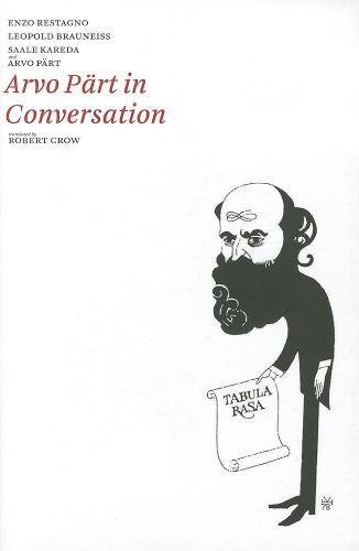 Arvo Part in Conversation (Hardback)