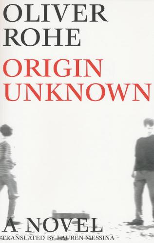 Origin Unknown (Paperback)