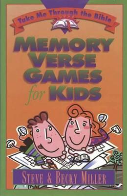 Memory Verse Games for Kids - Take Me Through the Bible (Paperback)