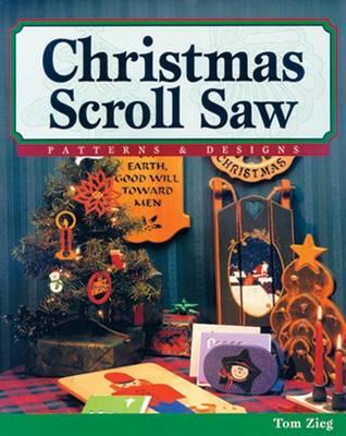 Christmas Scrollsaw Patterns (Paperback)