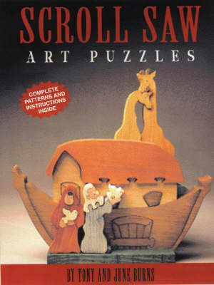 Scroll Saw Art Puzzles (Paperback)