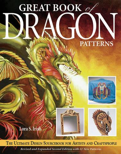 Great Book of Dragon Patterns 2nd Edn (Paperback)