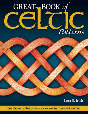 Great Book of Celtic Patterns (Paperback)