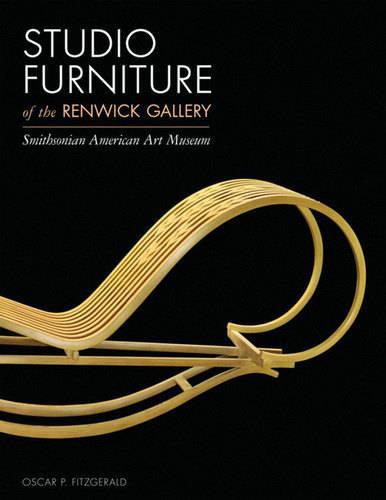 Studio Furniture of the Renwick Gallery (Paperback)