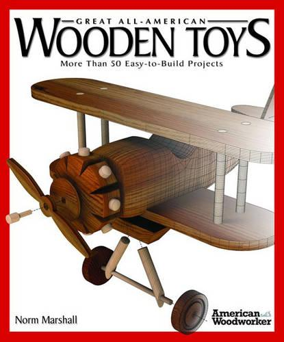 Great Book of Wooden Toys (Paperback)