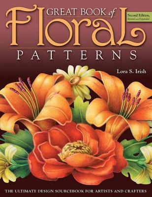 Great Book of Floral Patterns 2nd Edn (Paperback)