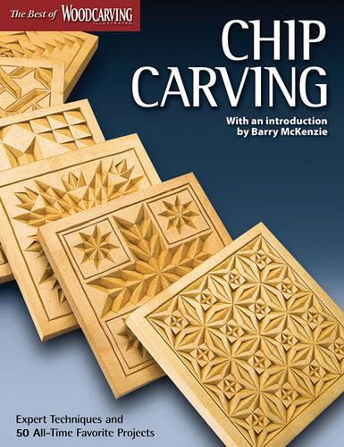 Chip Carving (Best of WCI) (Paperback)