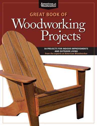 Great Book of Woodworking Projects (Paperback)