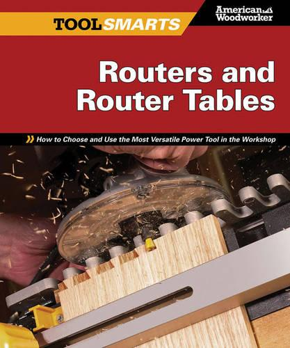 Routers and Router Tables (AW) (Paperback)