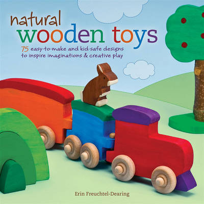 Natural Wooden Toys (Paperback)