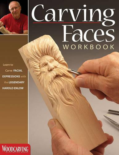Carving Faces Workbook (Paperback)