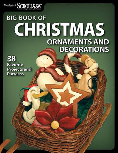 Big Book of Christmas Ornaments and Decorations (Paperback)
