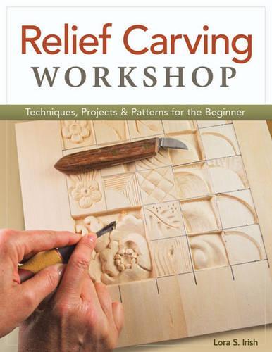 Relief Carving Workshop (Paperback)