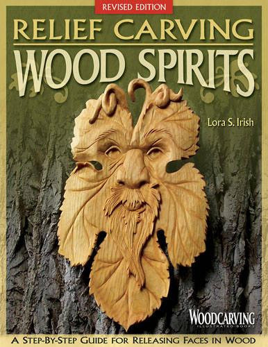 Relief Carving Wood Spirits, Rev Edn (Paperback)