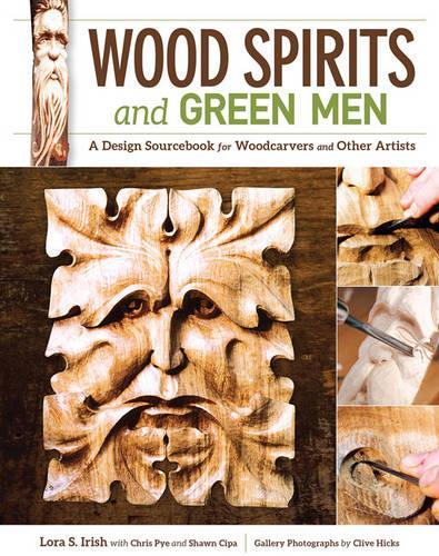 Wood Spirits and Green Men (Paperback)