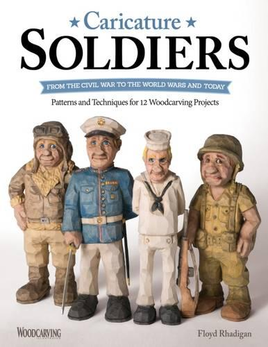 Caricature Soldiers (Paperback)