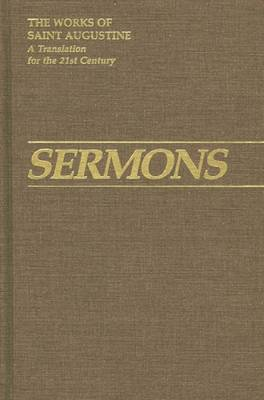 Sermons 148-183: Part III - Homilies 5 - The Works of Saint Augustine, a Translation for the 21st Century: Part 3 - Sermons (Homilies) (Hardback)