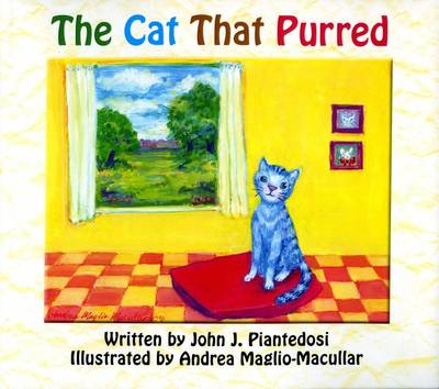 The Cat That Purred (Paperback)