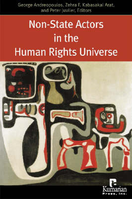 Non-state Actors in the Human Rights Universe (Hardback)
