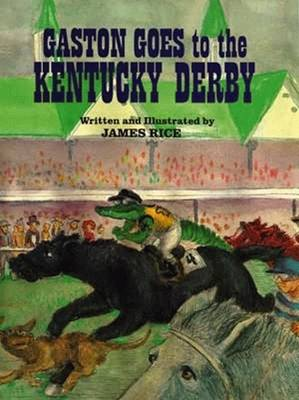 Gaston (R) Goes to the Kentucky Derby (Hardback)