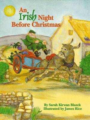 Irish Night Before Christmas, An (Hardback)