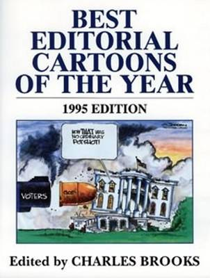 Best Editorial Cartoons of the Year: 1995 Edition (Paperback)