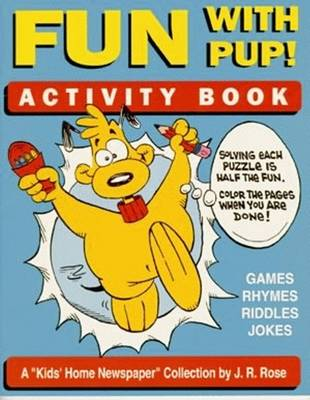 Fun With Pup! Activity Book (Paperback)