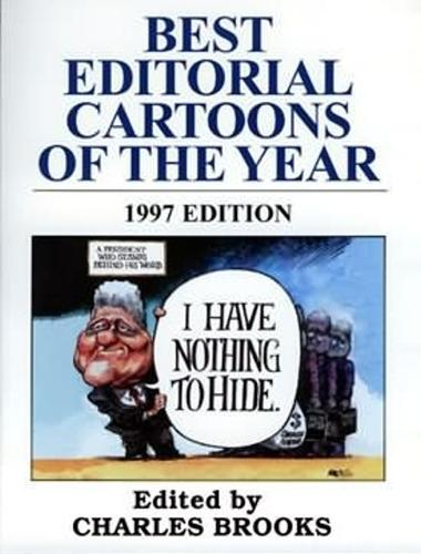 Best Editorial Cartoons of the Year: 1997 Edition (Paperback)