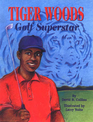 Tiger Woods, Golf Superstar (Hardback)