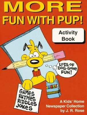 More Fun With Pup! Activity Book (Paperback)