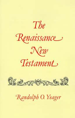 Renaissance New Testament, The: Matthew 19-29 (Paperback)