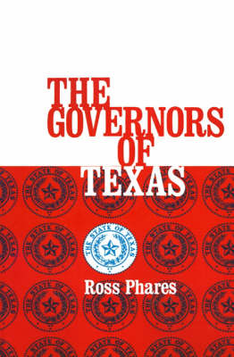Governors of Texas, The (Paperback)