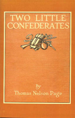 Two Little Confederates (Paperback)