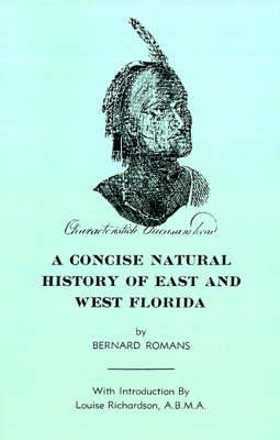 Concise Natural History Of East & West Florida, A (Paperback)
