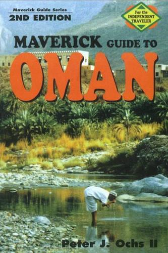Maverick Guide to Oman (Paperback)