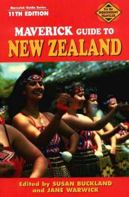 Maverick Guide to New Zealand - Maverick Guides (Paperback)